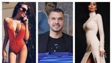 КАРЪК: Биляна Дол пак изостави Божинката - футболистът остана сам на празниците