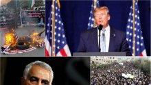 ДОБРА НОВИНА: Иран приключи с нападенията, ако няма агресия от САЩ