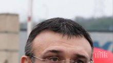 ПЪРВО В ПИК TV: Вътрешният министър Младен Маринов не потвърди за арести