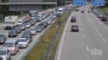 Българин, превишил с 23 км скоростта в Германия, ще плати 113 евро
