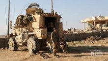 ОФИЦИАЛНО ОТ ВЪНШНО: Няма данни за пострадали българи при ракетната атака в Ирак