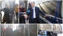 ИЗВЪНРЕДНО В ПИК TV: Министърът на околната среда Нено Димов нощува в ареста - вижте къде е задържан (ОБНОВЕНА)
