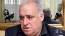 СТРАШНА ДИАГНОЗА: Оперират Георги Димитров-Джеки от рак