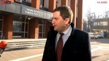 ПЪРВО В ПИК TV: Кметът на Перник с ексклузивен коментар пред медията ни за акцията в града (НА ЖИВО)