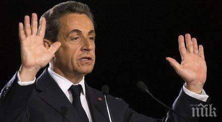 Саркози се изправя пред съда през октомври