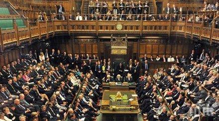 ОКОНЧАТЕЛНО: Британският парламент одобри сделката за Брекзит