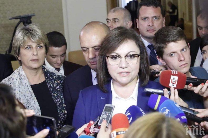 Татяна Буруджиева: Нинова иска пряк избор, за да си разчиства сметките