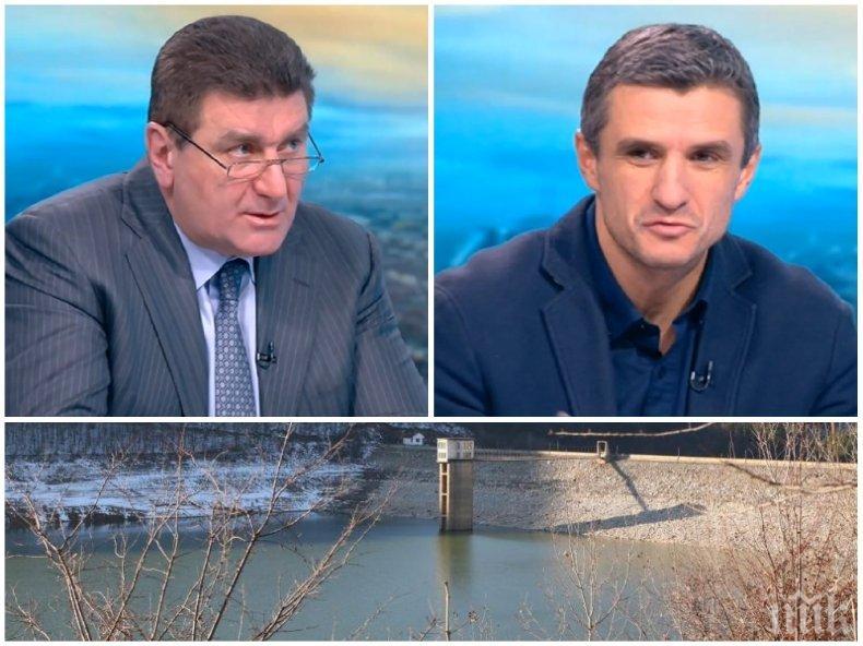 """НАПРЕЖЕНИЕ: Кметът на Ботевград отговори на Валентин Златев - наистина ли е олигарх и има ли шашми с водата от язовир """"Бебреш"""""""