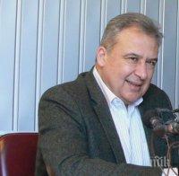Преизбраха ректора на НАТФИЗ проф. Станислав Семерджиев