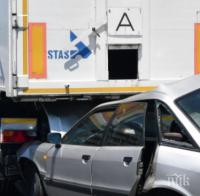 Надрусан шофьор предизвика катастрофа в Габрово