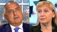 Присъдата за Борисов в полза на Елена Йончева е политически шамар на Лозан Панов