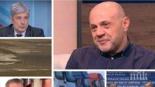 Томислав Дончев се извини на перничани: Правим всичко възможно за оправяне на проблема, имам чувство на персонална вина по отношение на тези хора