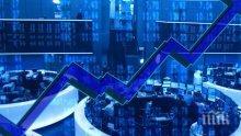 Оборотът на Софийската стокова борса с ръст от 29%