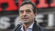 """Президентът на """"Подкрепа"""" Димитър Манолов: Новината за 9-часов работен ден е абсолютно фалшива"""