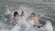 ШОК СЛЕД ПРАЗНИКА: Мъж, скачал за кръста на Йордановден, почина