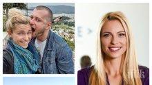 ПЪРВО В ПИК: Голямата любов на Антон Хекимян разкри пола на детето си - репортерката Василена Гръбчева ражда от светило в медицината