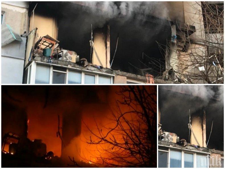 ВЕРСИЯ! Собственикът на взривения апартамент във Варна сам го вдигнал във въздуха - мъжът бил брутален и асоциален