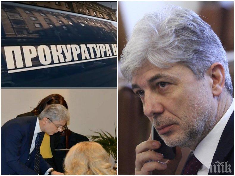 Георги Харизанов скочи след постоянния арест на ексминистъра - ето защо Нено Димов не е единственият виновник за кризата в Перник и как само той се озова на дръвника