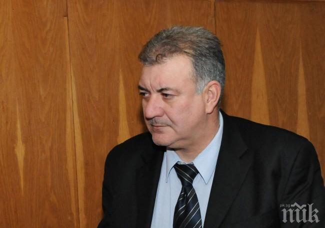 """""""24 часа"""" с фалшива новина за оставката на Георги Костов - шефът на митниците не я е подавал (СНИМКИ)"""