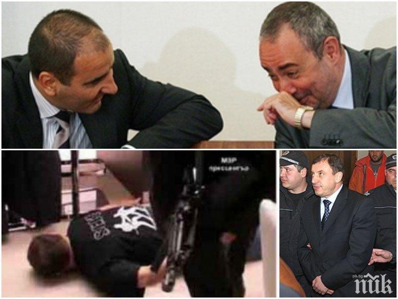 Цветанов: Политици използват прокуратурата! Историята: Цветанов си имаше персонален главен прокурор - Борис Велчев
