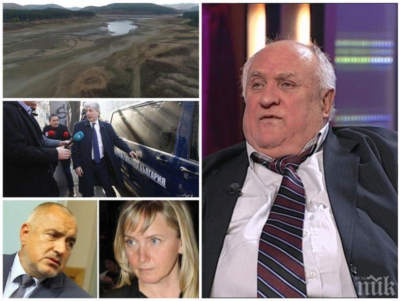 САМО В ПИК! Топ адвокатът Марин Марковски разкри: Обвинението срещу Нено Димов предвижда до 12 години затвор. Борисов трябва да се обърне към Страсбург по делото с Елена Йончева