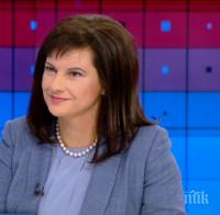 Даниела Дариткова отговори на д-р Дечев за Касата