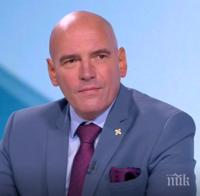 Шефът на киберсигурността в ГДБОП Явор Колев с важни съвети как да не станем жертва на кибератаки