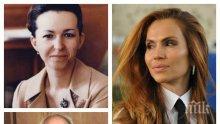 УНИКУМ: 4 години Ивайла Бакалова се казвала Людмила - кръстили миската на покойната дъщеря на Тато