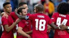 Манчестър Юнайтед продължава за Купата на Англия след труден успех над Уулвърхемптън