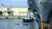Проверяват пристанище Варна за боклук от Италия