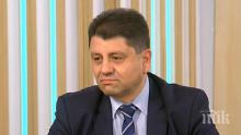 Ципов разби Радев: Мястото за обсъждане на изборните правила е в парламента