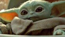 Купиха бебето Йода за 5 млн. долара