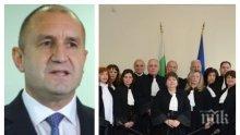 ИЗВЪНРЕДНО В ПИК TV! Румен Радев продължава с демарша в съдебната власт - привика Висшия адвокатски съвет (ОБНОВЕНА)