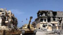 Примирието в Либия претърпя крах, подновиха в боевете в столицата Триполи