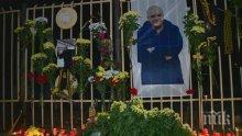 Евродепутатите от ВМРО се заеха с убийството на Тоско в Солун - ето какви действия предприеха войводите