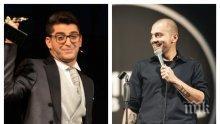 СКАНДАЛ ОТ РЕВНОСТ: Сашо Кадиев бесен на новия водещ в Би Ти Ви заради секс хороскоп на Алена