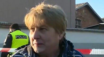 ШОКИРАЩИ РАЗКРИТИЯ: Туба с бензин в подпалената къща на адвокатката! Прокурор проверява записите на камерите (СНИМКИ)