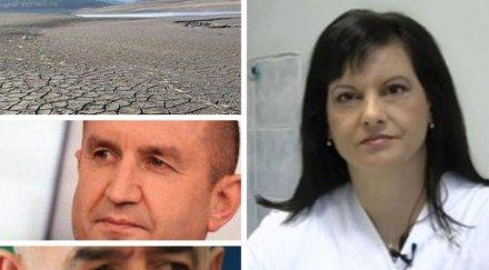ГОВОРИ ГЕРБ - Дариткова с ексклузивен коментар за вота на недоверие, кризата в Перник и скандала със Здравната каса