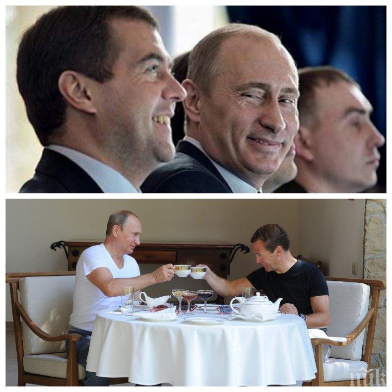 """""""ТАЙМС"""" ГЪРМИ: Става ли Путин цар на Русия? Какво цели владетелят на Кремъл с този """"гръм от ясно небе"""""""