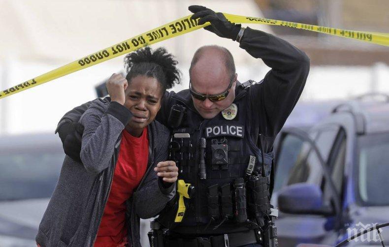 СТРЕЛБА В САЩ! Четирима загинаха при престрелка в Юта