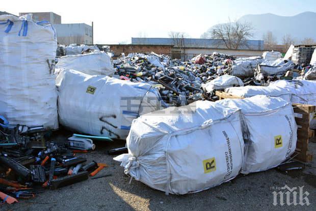 РАЗКРИТИЕ: Зам.- министър на околната среда пуснал 25 000 тона отпадъци от Италия у нас