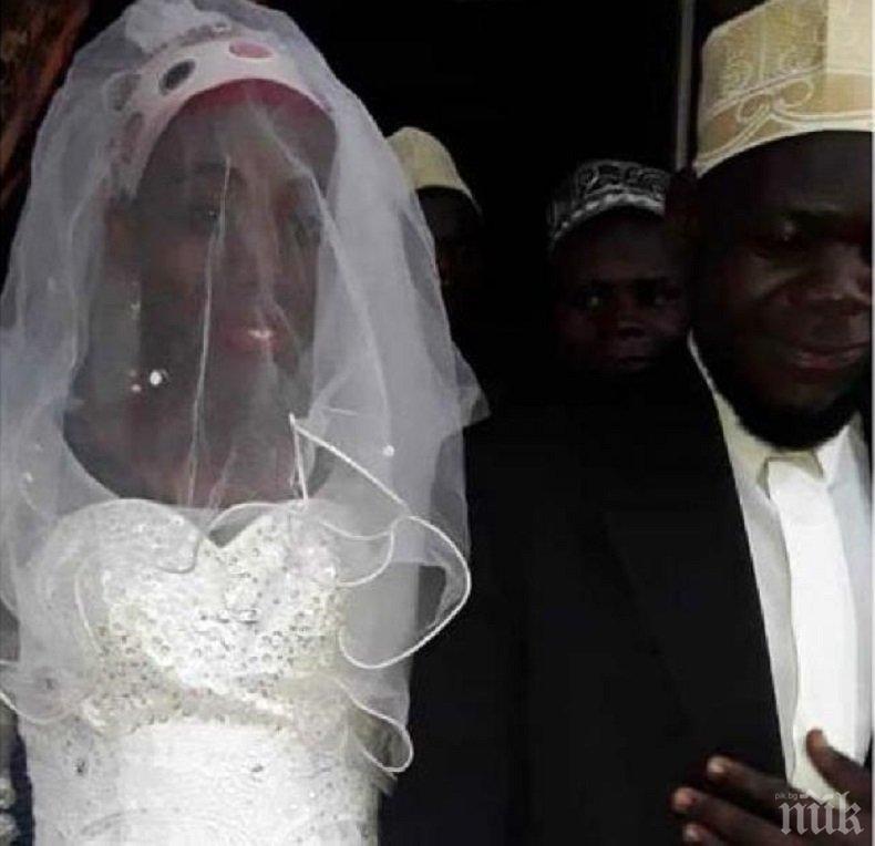 ШОК: Две седмици след сватбата имам разбра, че жена му е... мъж
