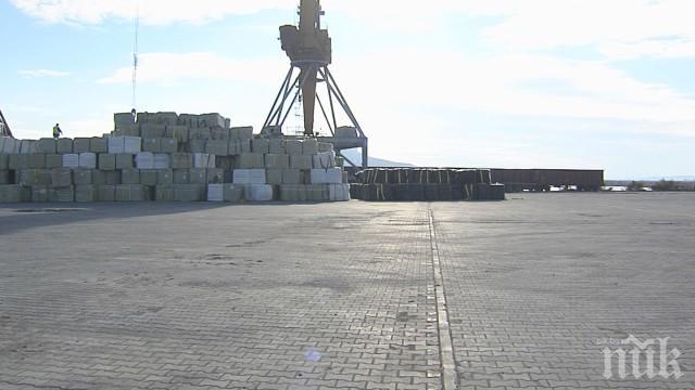 Боклукът на пристанище Варна - италиански, бил предназначен за фирмата на Блаже от София