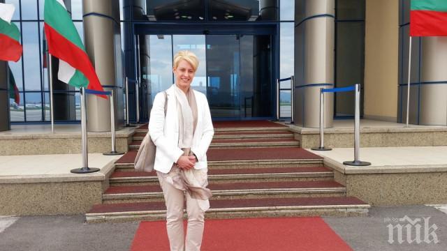 Посланикът на Великобритания Ема Хопкинс ще ни говори за Брекзит