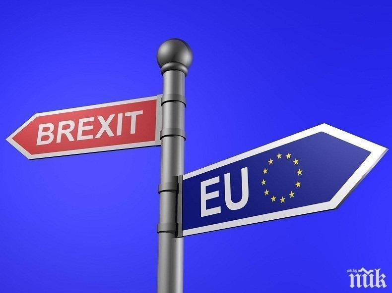 Великобритания няма автоматично да депортира граждани на ЕС след Брекзит