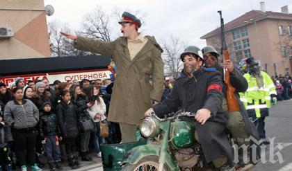 В Германия издирват Хитлер в мотор с кош