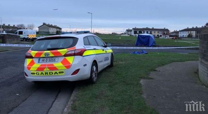 УЖАСЯВАЩО: Човешки останки в чанта, оставена пред къща в Дъблин (СНИМКИ)
