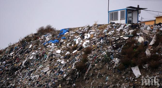 Бургаската прокуратура разследва съхранението на 20 контейнера с боклук от Италия на пристанището - управителят на фирмата е македонец