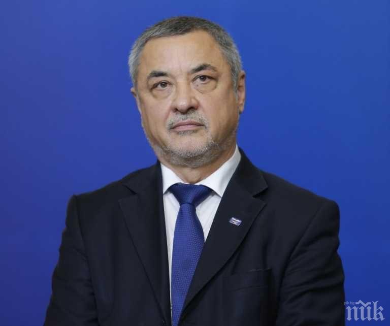 Валери Симеонов и депутатите му внесоха ключова промяна в Закона за хазарта