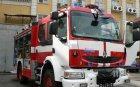 Пожарникари спасиха възрастна жена от горящия ѝ дом